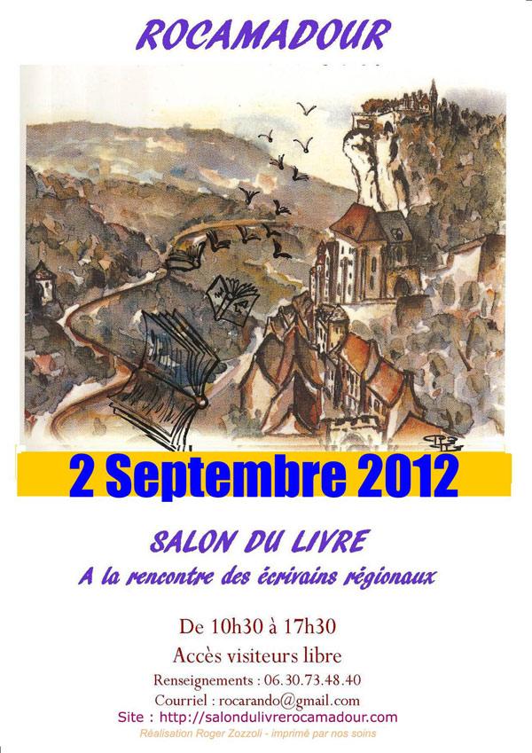 Salon du Livre de Rocamadour