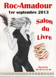 5ème Salon du Livre de Rocamadour