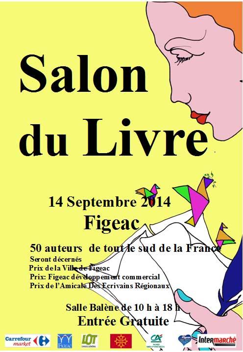 Salon du Livre de Figeac 2014