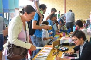 Salon du Livre et de la BD Monclar de Quercy - 2013