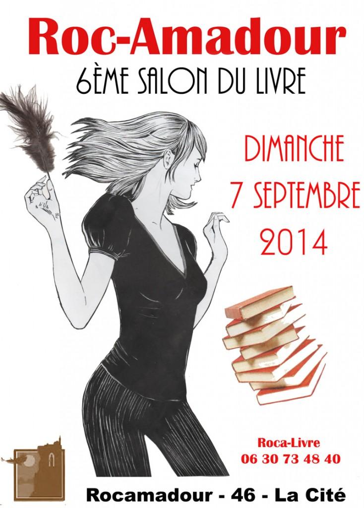 Salon du Livre de Rocamadour 2014