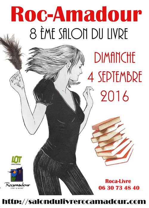 Salon du Livre 2016 - Rocamadour