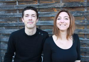 Alexandre Sauvion & Emilie Pouyer