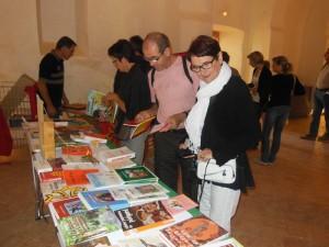 La culture occitane au 20ième salon du livre Jeunesse avec TG'OC
