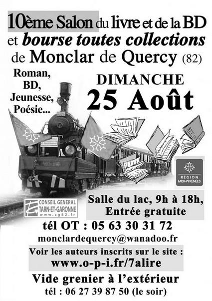10° salon du Livre de Monclar