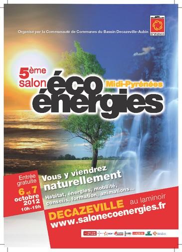5eme Salon éco-énergies