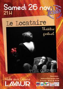 Le locataire ou la rencontre du théâtre, du cirque et du film muet ... à Lavaur (81)