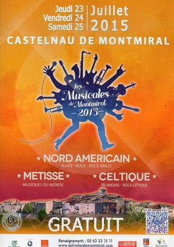 Les Musicales de Montmiral