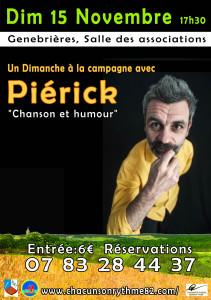 Piérick - Un dimanche à la Campagne - Genebrières (82)