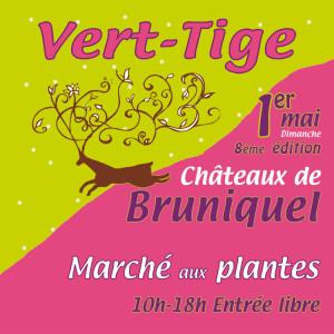 Vert-Tige aux Châteaux de Bruniquel -  1er Mai 2016