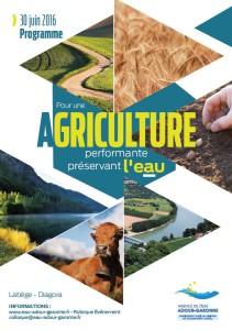 Pour une agriculture performante préservant l'eau ... à Labège (31)