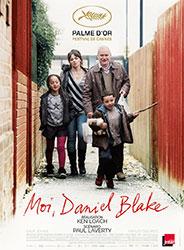 Moi, Daniel Blake. Ken LOACH
