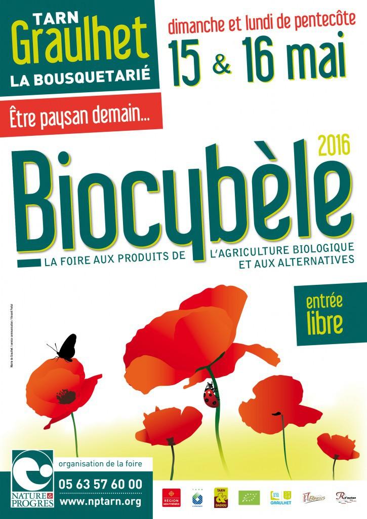 Foire Biocybèle ... à Graulhet (81)