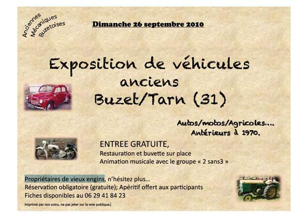 Buzet sur Tarn (31)