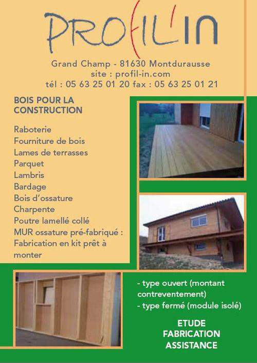 Profil'in - Montdurausse (81)