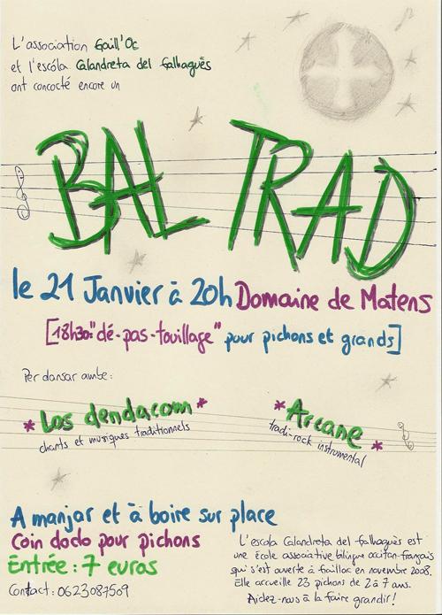 Bal Trad au Domaine de Matens (81)