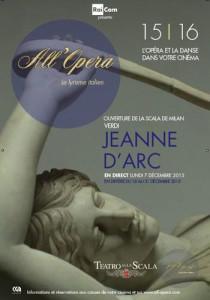 All'opera - Jeanne d'Arc