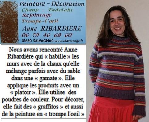 Anne Ribardière