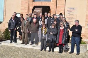 Les bénévoles de l'APCARM sont mobilisés pour leur 1ère grande manifestation de 2013 :  la Fête du Cheval des 20 et 21 avril.