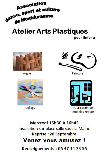 Art Plastiques - Montdurausse (81)
