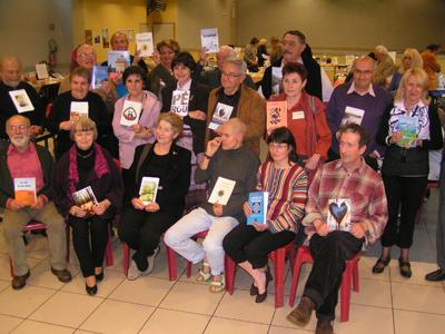 Les auteurs que vous pouvez retrouver sur le site 7 à lire !