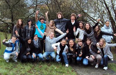 Stagiaires BAFA - Villemur sur Tarn (31)