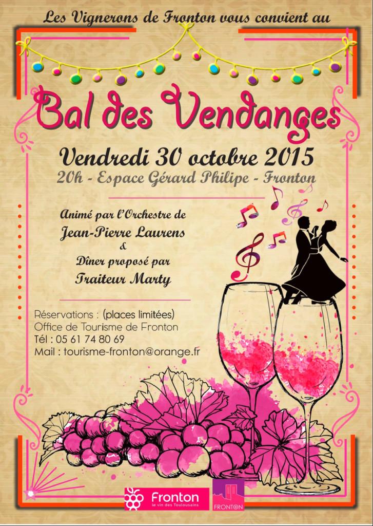 Bal des Vendanges 2015 - Fronton (31)