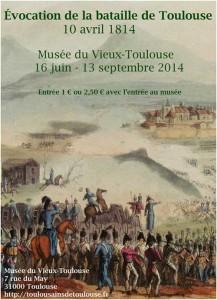 Bataille de Toulouse 1814-2014