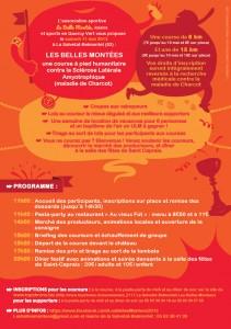Course Belle Montée 2013