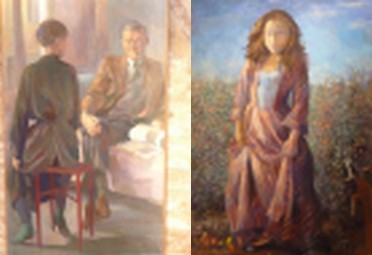 Oeuvres de Bernadette Kelly