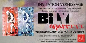 Vernissage Bily Graffiti - Rabastens (81)