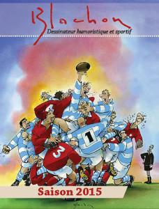 Blachon : dessinateur humoristique et sportif