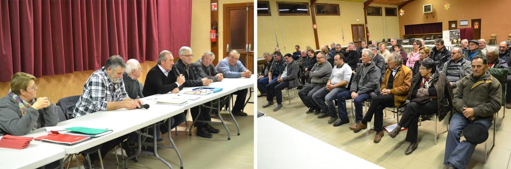 Les propriétaires de bois s'unissent pour le respect de la propriété privée. Vaïssac (82)