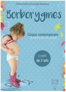 Borborygmes - Cirque contemporain
