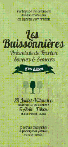 Les Buissonnières 2015