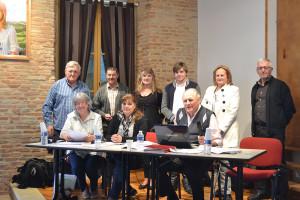 Le conseil d'administration de l'Office de Tourisme de Monclar - Quercy Vert et Pays Monclarais