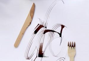 Calligraphie avevc Patrick Cutté