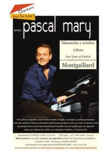 Pascal Mary en concert ... à Montgaillard (81)