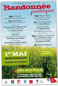Randonnée Poétique à Montdurausse