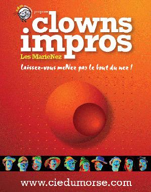 Clowns impros à Couffouleux