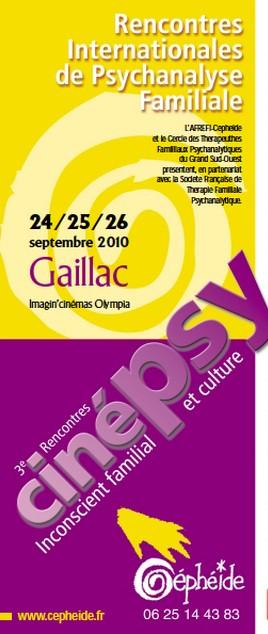 Cinepsy - Gaillac (81)