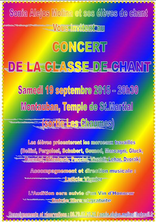 Saint Martial - Montauban (82)