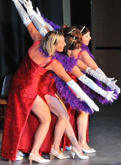 Gala de fin d'année de Comédies Musicales à Rabastens (81)