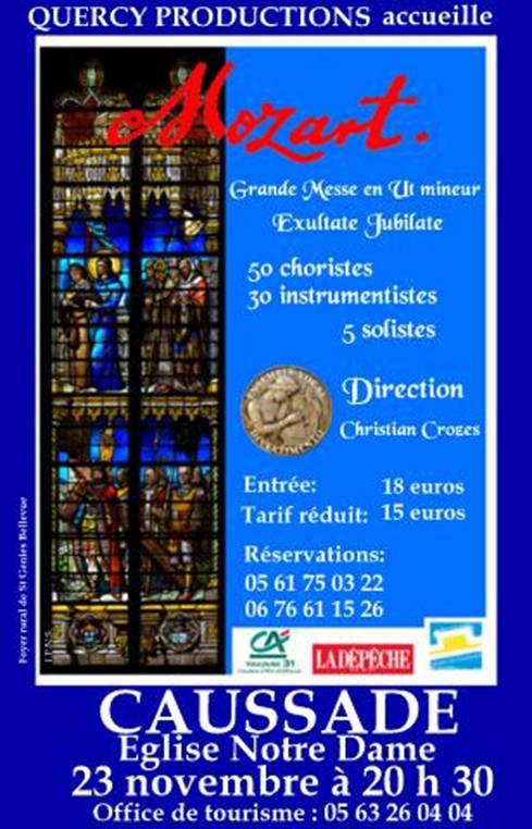L'armada Divertimento en concert à l'église Notre-Dame