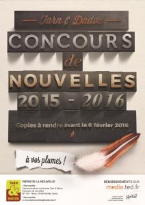 Concours de Nouvelles Tarn & Dadou