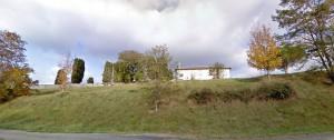 Eglise de Courondes - Genebrières (82)