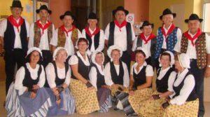 Les danseurs du Quercy
