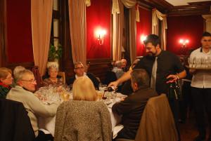 Diner des Chefs des Cuisineries.