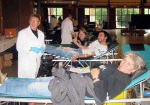 Collecte de sang à Gaillac