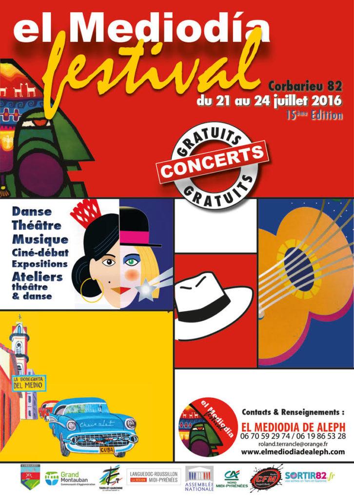 El Mediodia Festival ... à Corbarieu (82)